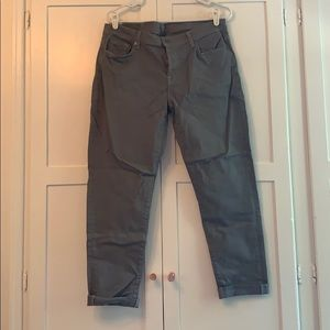 7 For All Mankind Grey Jeans